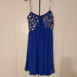 Short prom rom dress